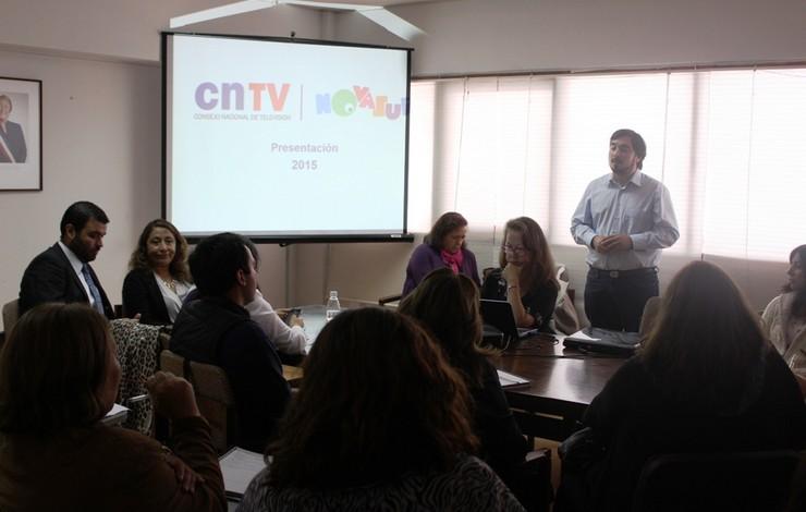 Novasur entrega material audiovisual a Residencias de Sename Coquimbo