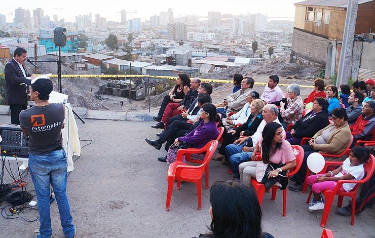 Vecinos de Barrio Miramar serán protagonistas de documental del CNTV y MINVU