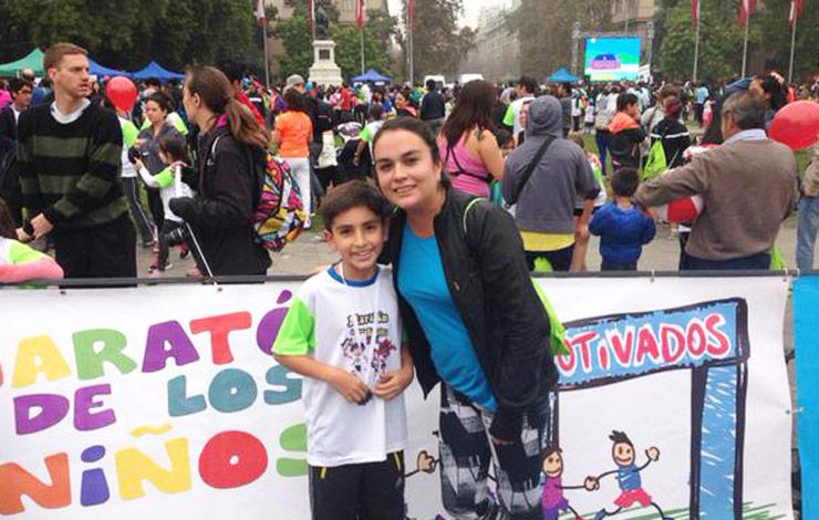 Éxito de convocatoria logró la Maratón de los Niños 2015