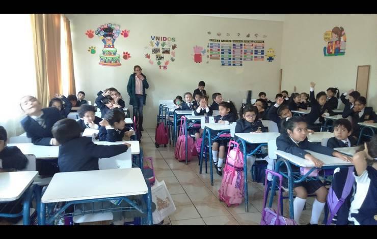 Escuelas de Antofagasta fueron parte del Festival CHILEMONOS 2015
