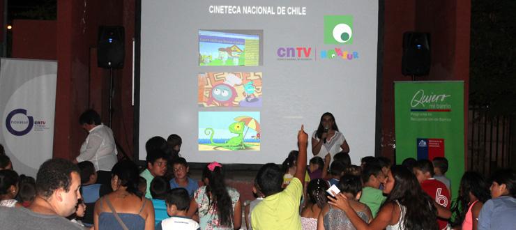 """Noches de aventuras y piratas ofrece """"Cine en tu Barrio"""" en el Maule"""
