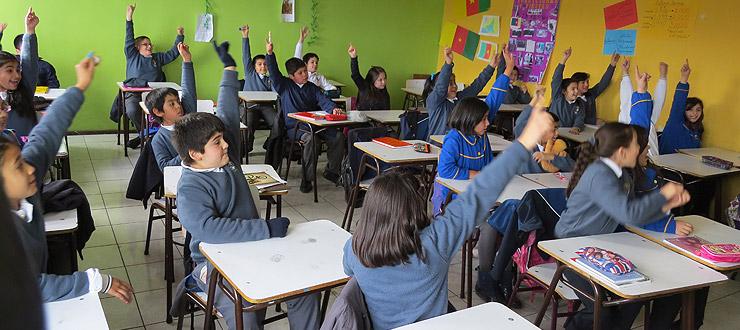Niñas y niños de Aysén participaron de la 4° versión de CHILEMONOS