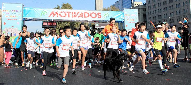 CNTV participará en Maratón de l@s Niñ@s 2015