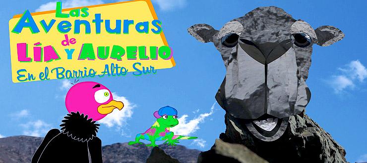 """Antofagasta: CNTV-NOVASUR presenta nueva serie animada """"Las aventuras de Lía y Aurelio"""" en Tocopilla"""