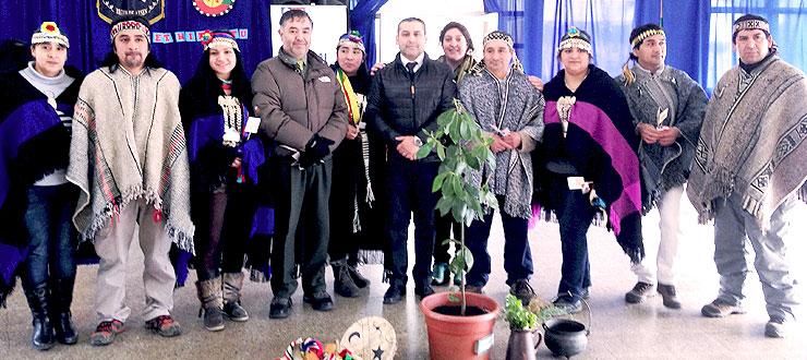Aysén celebró el año nuevo Mapuche con audiovisuales CNTV-Novasur