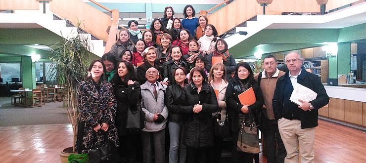 Bibliotecas CRA de Concepción recibieron audiovisuales educativos del CNTV-Novasur
