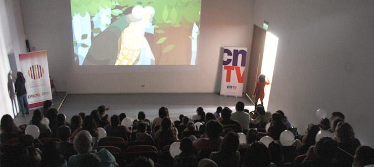 Ciclo audiovisual infantil en Antofagasta