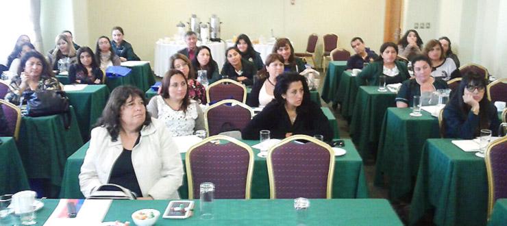 Tarapacá: CNTV presentó su programación educativa a Coordinadores Ambientales