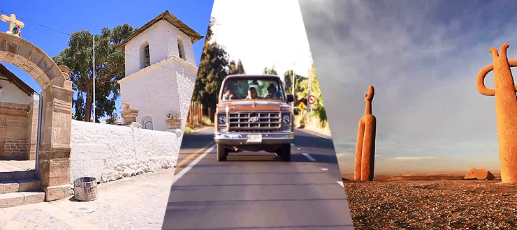 5 lugares imperdibles para vacacionar en la zona norte de Chile