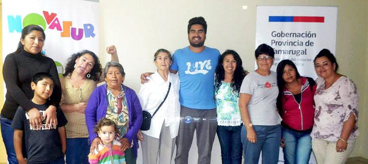 Mujeres de Pozo Almonte celebraron su día junto al CNTV