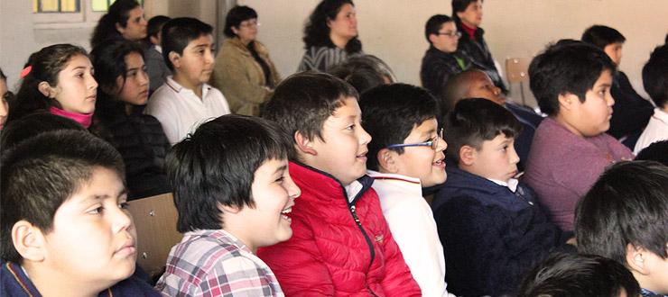 Temuco: CNTV-Novasur celebra Día del Patrimonio en barrio Tucapel