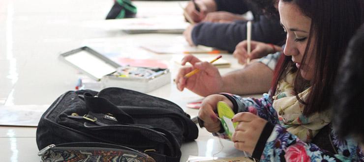 FEDAXV 2015: CNTV realiza exitoso taller de Educación en Medios para estudiantes de Los Ríos