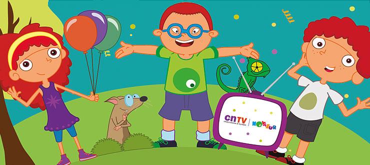 """CNTV-Novasur te invita a vivir la """"Fiesta de los niños y las niñas"""" durante todo agosto"""