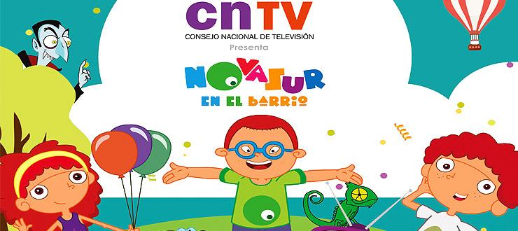 Atento: Vuelven las muestras audiovisuales CNTV-Novasur en el Barrio
