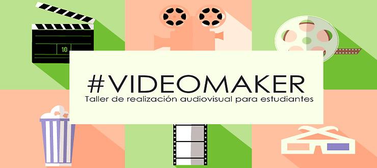 CNTV organiza taller audiovisual para jóvenes #VIDEOMAKER