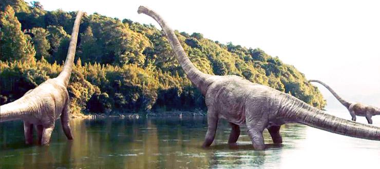 Top 5 videos de dinosaurios