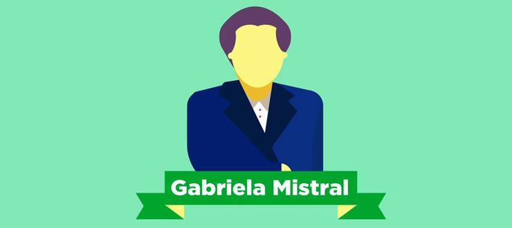 5 Videos para celebrar el natalicio de Gabriela Mistral