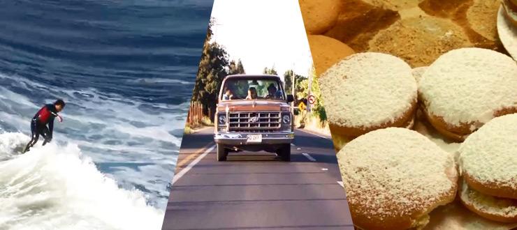 5 lugares imperdibles para vacacionar en la zona centro de Chile
