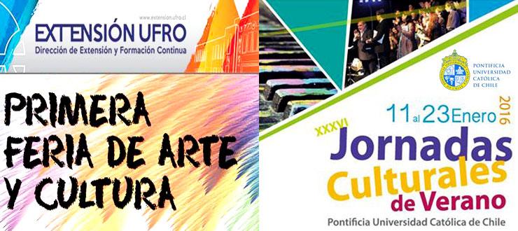 Araucanía: CNTV-Novasur presente en oferta cultural de verano