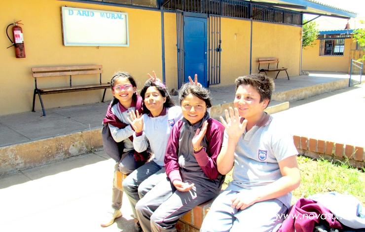 Coquimbo: CNTV infantil realiza mini serie sobre los derechos de niñas y niños