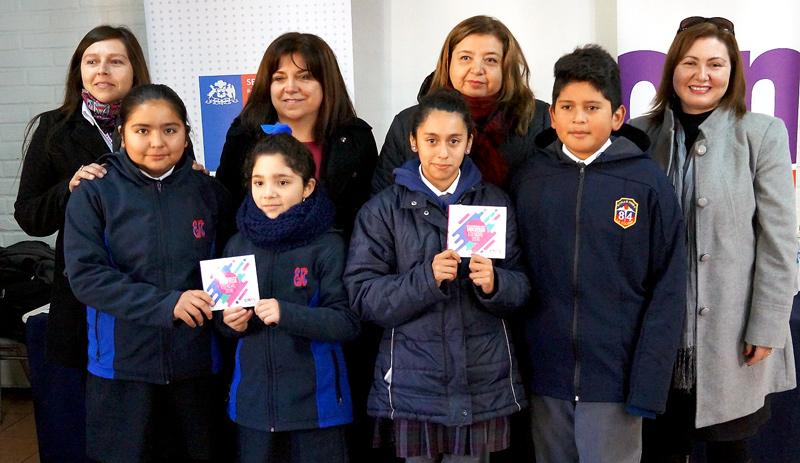 Valparaíso: CNTV entrega 1300 videotecas educativas para las escuelas de la región