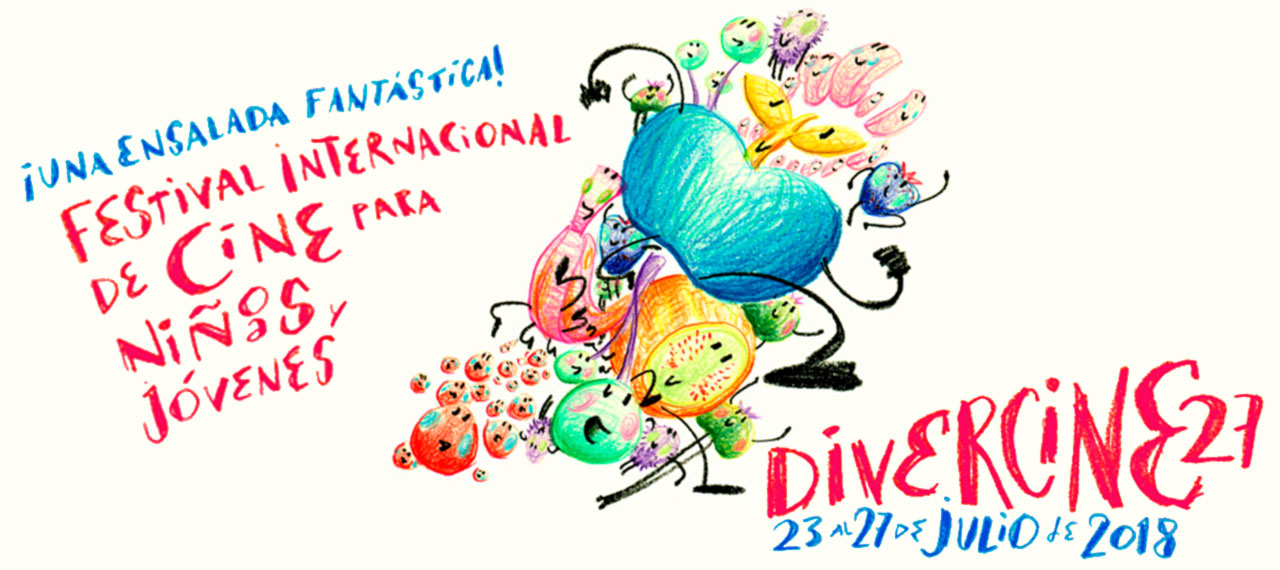 5 series CNTV Infantil compiten en Divercine 2018 de Uruguay