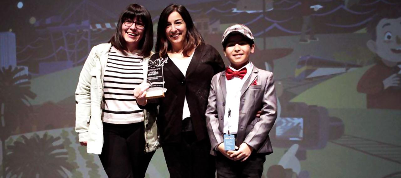 Festival Ojo de Pescado: Pichintún gana premio como Mejor Serie de TV 2018