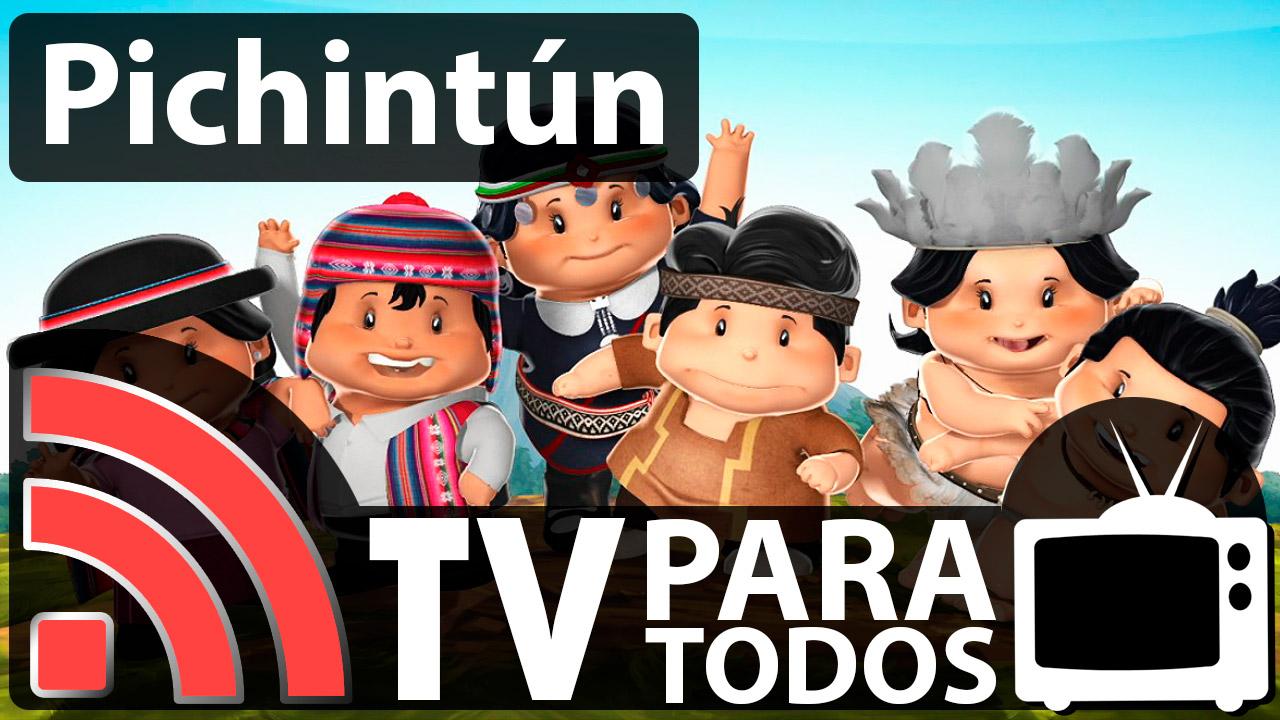 """CNTV lanza plataforma infantil inclusiva: """"TV para Todos"""""""