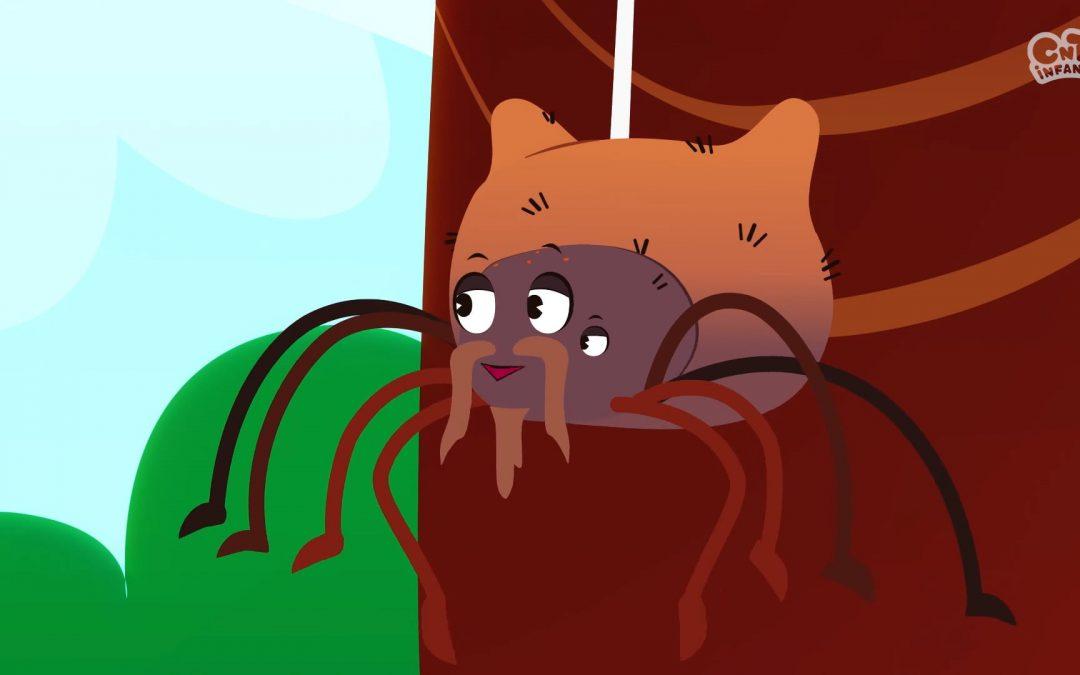 Zentarantum la araña
